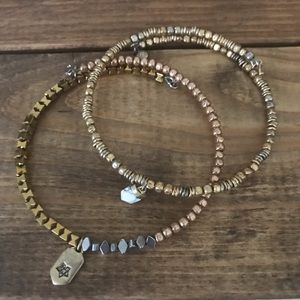 KEEP Collective inspo wrap bracelets